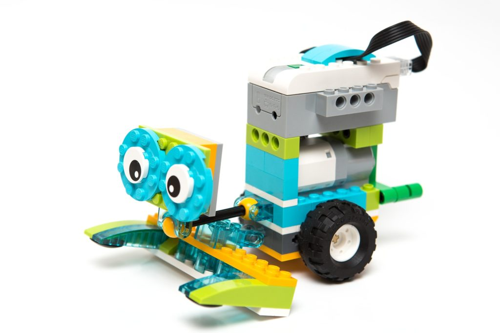 wedo 作例 ロボット