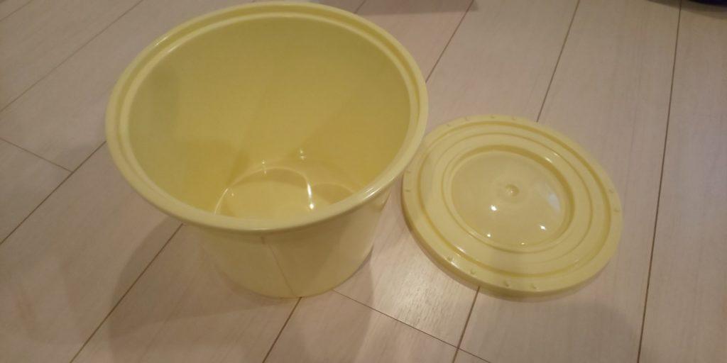 手作り味噌キット 樽 プラスチック