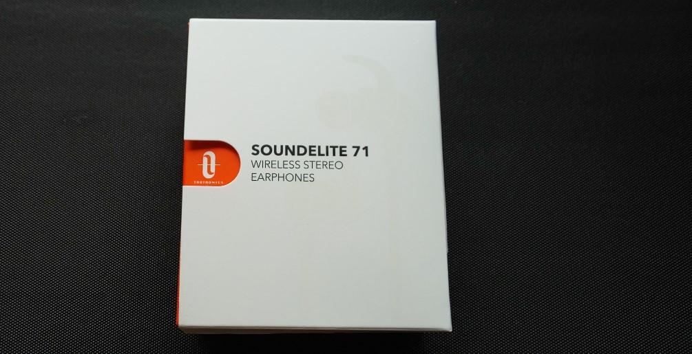 TaoTronics Soundelige71 箱